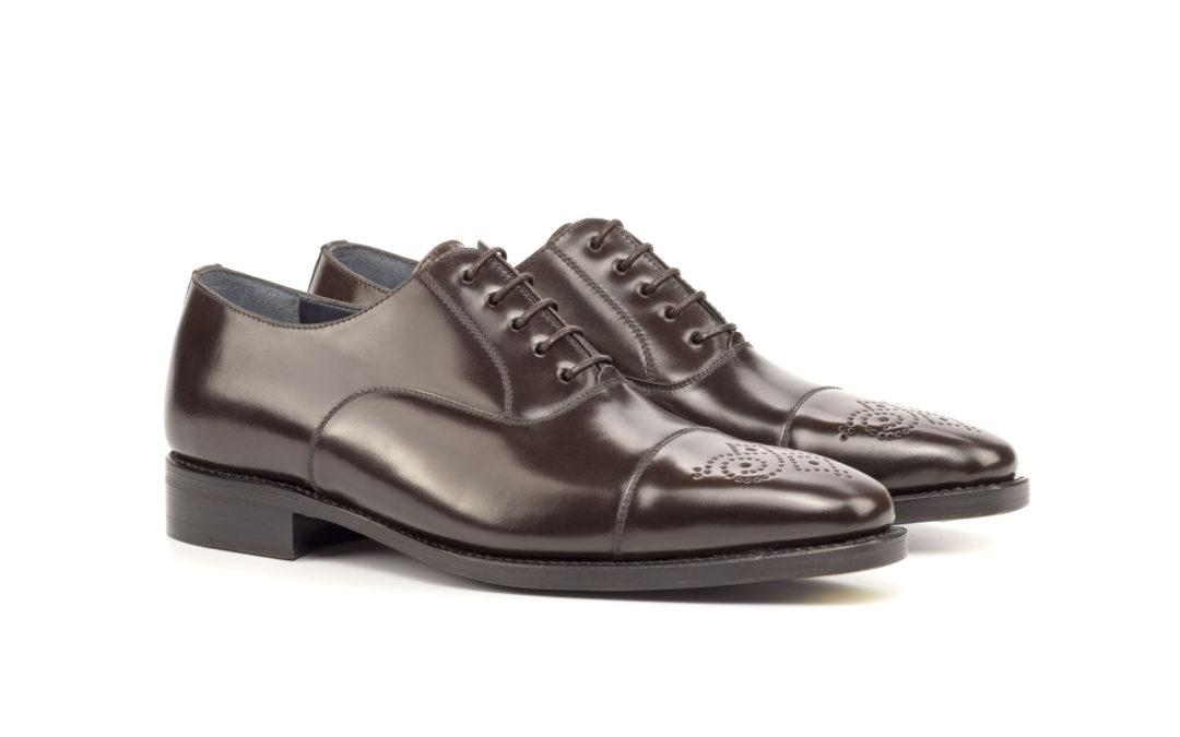Shell Cordovan, the most luxurious leather available